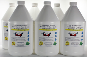 35 Food Grade Hydrogen Peroxide Discount Ordering Page